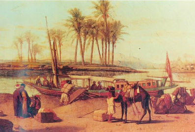 gifts of the nile river The greek historian herodotus wrote that egypt was the gift of the nile an unending source of sustenance, it provided a crucial role in the development of egyptian civilization drought has proven to be a major cause of fatality in the nile river basin.